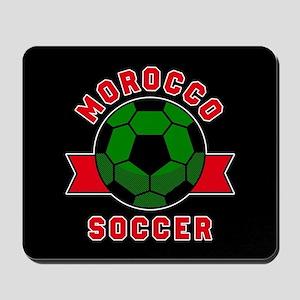 Morocco Soccer Mousepad