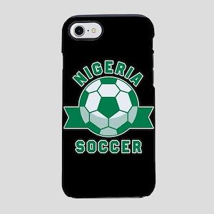 Nigeria Soccer iPhone 8/7 Tough Case