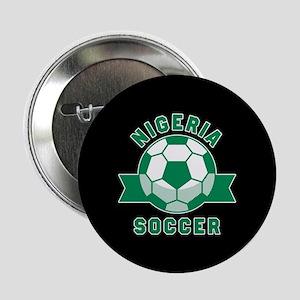 "Nigeria Soccer 2.25"" Button (10 pack)"
