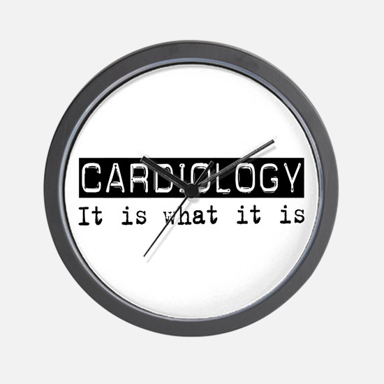 Cardiology Is Wall Clock