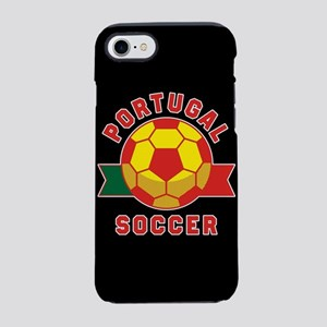 Portugal Soccer iPhone 8/7 Tough Case