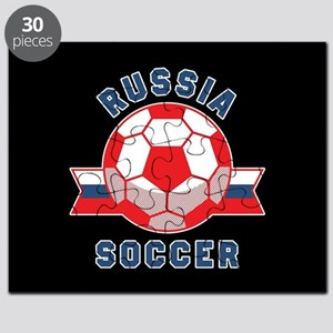 Russia Soccer Puzzle