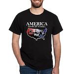 21st Century America Dark T-Shirt