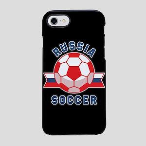 Russia Soccer iPhone 8/7 Tough Case