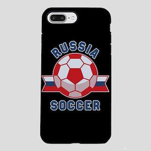 Russia Soccer iPhone 8/7 Plus Tough Case