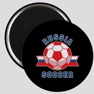 Russia Soccer Magnet