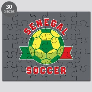 Senegal Soccer Puzzle