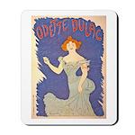 Odette Dulac Mousepad
