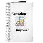 Pancakes Journal