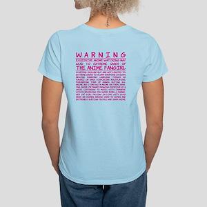 Anime Fangirl Women's Light T-Shirt