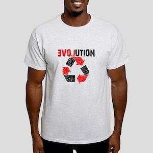 "Defiant Soul ""Evolution"" Light T-Shirt"