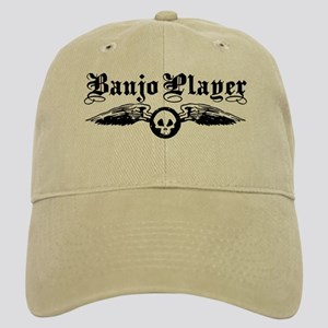 Banjo Player Cap