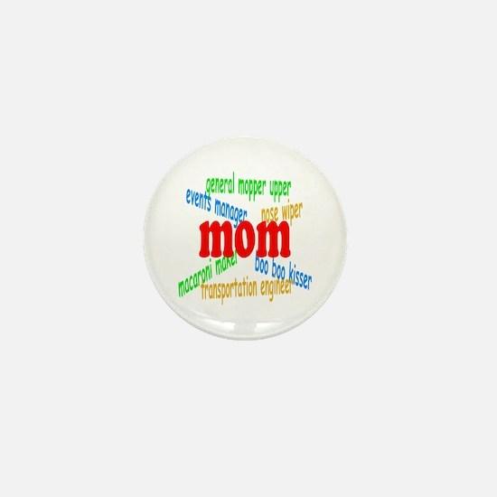 Supermom Mini Button