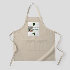 Fitzpatrick Celtic Dragon Chef's Apron
