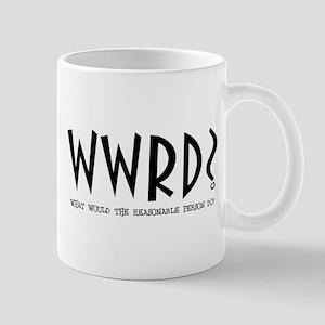 """WWRD"" Mug"