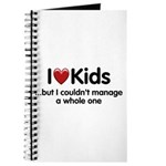 The Kids Lunchtime Journal