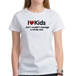 The Kids Lunchtime Women's T-Shirt