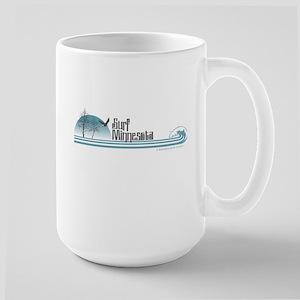 Surf Minnesota Large Mug