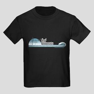 Surf Minnesota Kids Dark T-Shirt