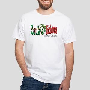 Zouk Zouk-a-licious White T-Shirt
