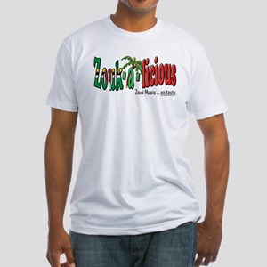 Zouk Zouk-a-licious Fitted T-Shirt
