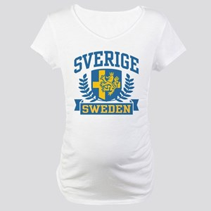 sverigesweden Maternity T-Shirt