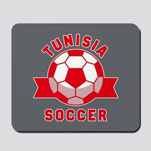 Tunisia Soccer Mousepad