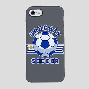 Uruguay Soccer iPhone 8/7 Tough Case