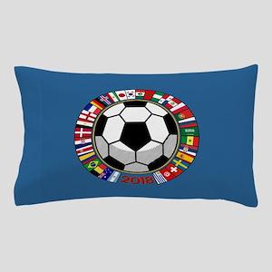 Soccer 2018 Pillow Case