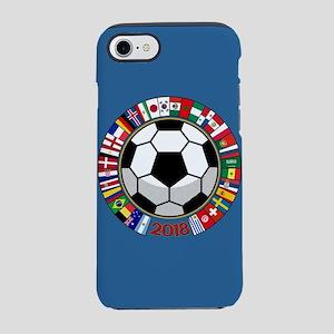 Soccer 2018 iPhone 8/7 Tough Case