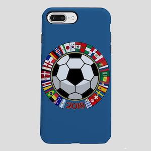 Soccer 2018 iPhone 8/7 Plus Tough Case