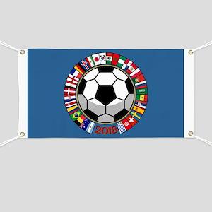 Soccer 2018 Banner