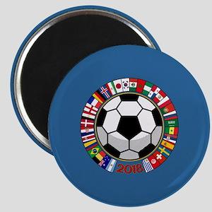 Soccer 2018 Magnet