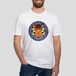 Caledonian Hotel Edinburgh Fitted T-Shirt