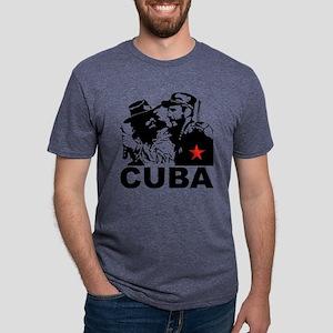 Cuba White T-Shirt
