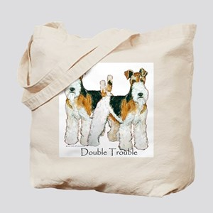 Fox Terrier Conservation Tote Bag