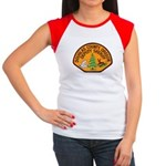 Douglas County Sheriff Women's Cap Sleeve T-Shirt