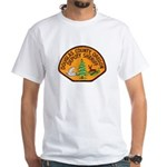 Douglas County Sheriff White T-Shirt