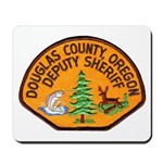 Douglas County Sheriff Mousepad