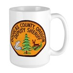 Douglas County Sheriff Large Mug