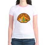 Douglas County Sheriff Jr. Ringer T-Shirt