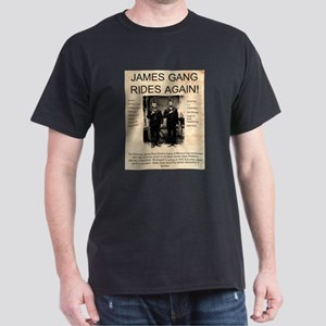 The James Gang Dark T-Shirt