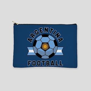 Argentina Football Makeup Bag