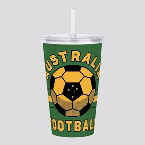 Australia Football Acrylic Double-wall Tumbler