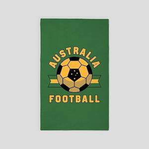 Australia Football Area Rug