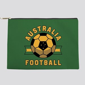 Australia Football Makeup Bag