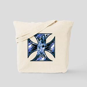Iron Girl 2 Tote Bag