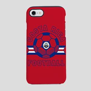 Costa Rica Football iPhone 8/7 Tough Case