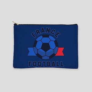 France Football Makeup Bag