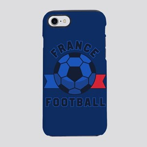 France Football iPhone 8/7 Tough Case